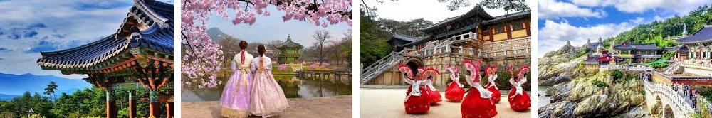 Туры в Корею