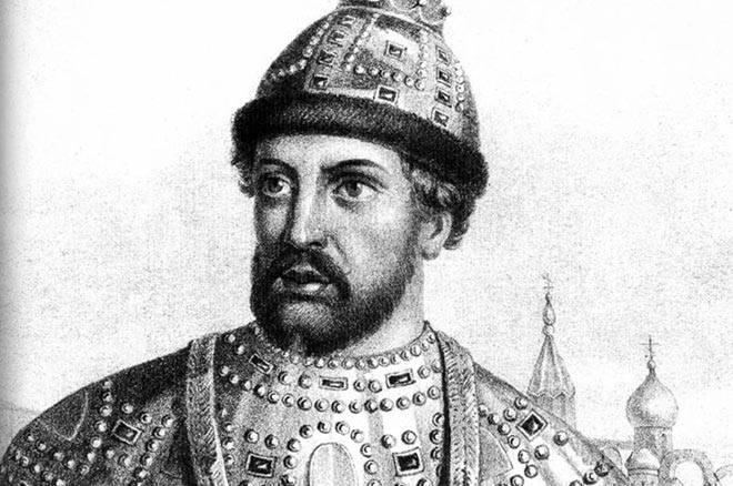 Борис Годунов - первый выбранный русский царь, прошедший путь от слуги до 01 KeequZX