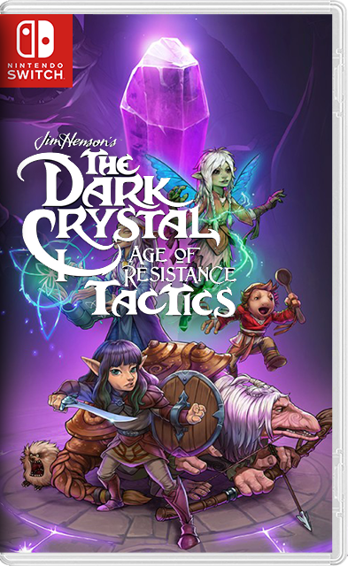 The Dark Crystal: Age of Resistance Tactics Switch NSP XCI