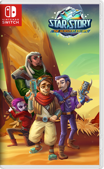 Star Story: The Horizon Escape Switch NSP