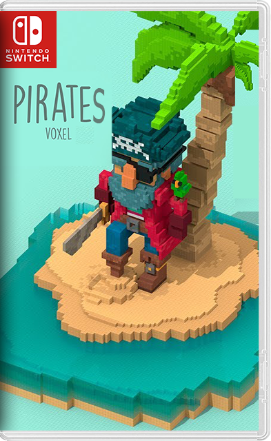 Voxel Pirates Switch NSP XCI