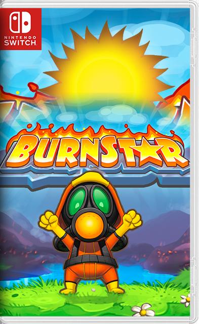 Burnstar Switch NSP XCI