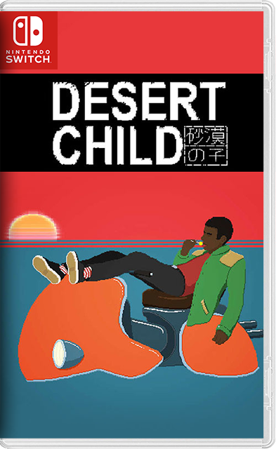 Desert Child Switch NSP