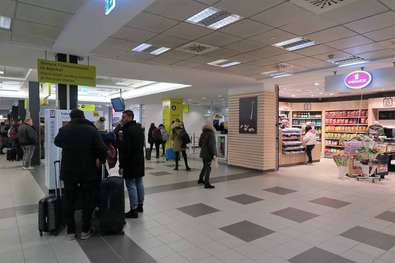 Аэропорт Берлин-Шёнефельд