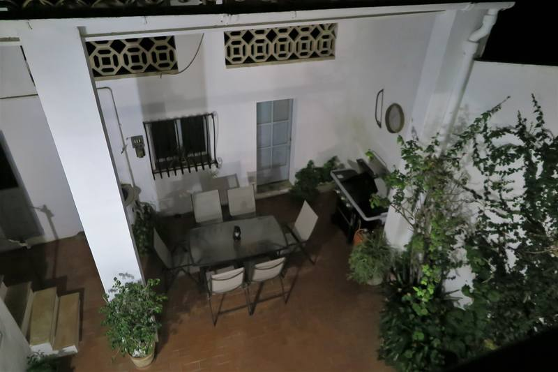 Старый испанский дом