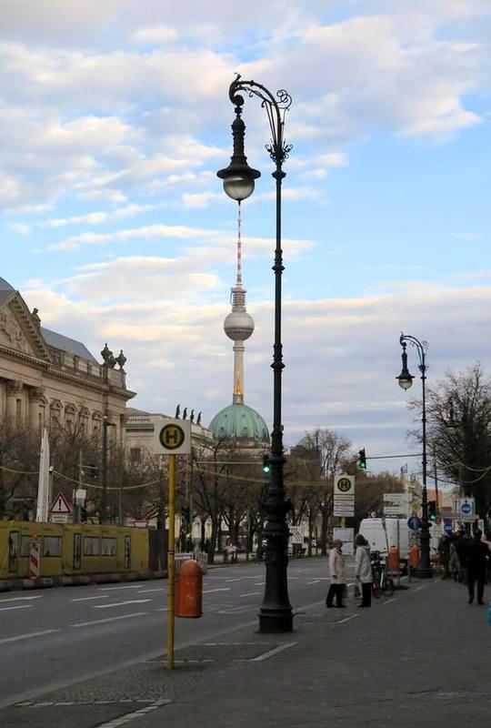 Берлинский бульвар Унтер-ден-Линден