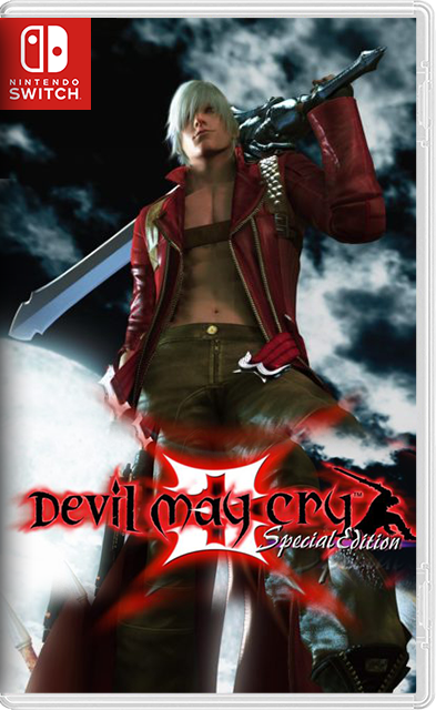 Devil May Cry 3 Special Edition Switch NSP XCI