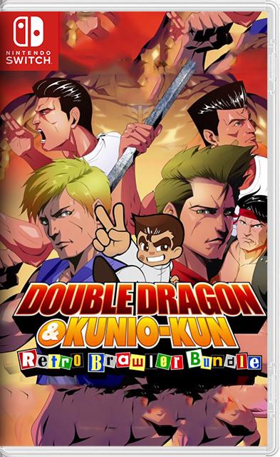 Double Dragon & Kunio-kun: Retro Brawler Bundle Switch NSP XCI