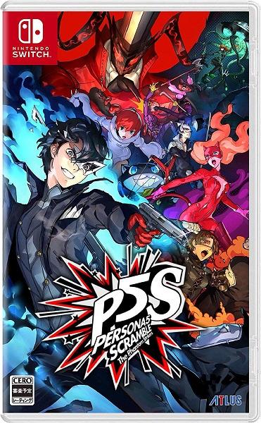 Persona 5 Scramble: The Phantom Strikers Switch NSP NSZ XCI (DEMO)