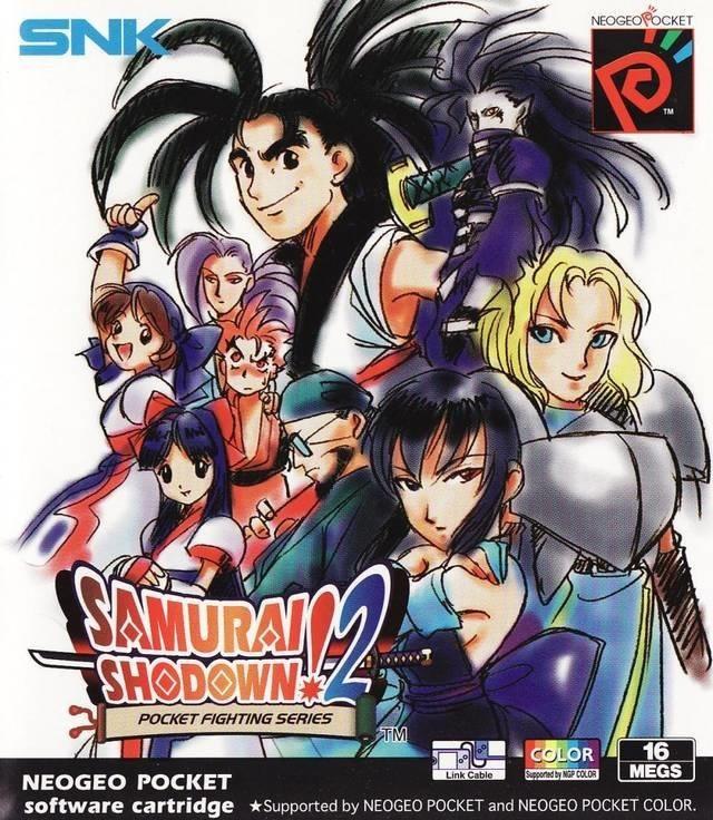 SAMURAI SHODOWN 2 Pocket Fighting Series switch NSP XCI