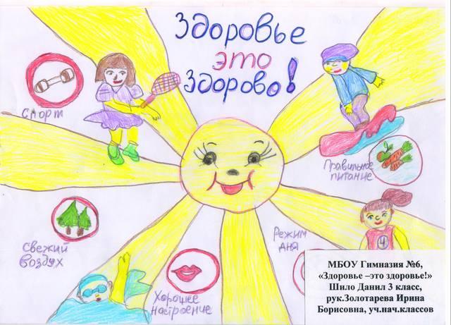 Итоги муниципального этапа областного конкурса «Календарь здоровья».