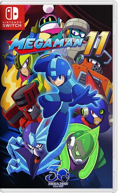 Mega Man 11 Switch NSP XCI