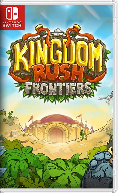 Kingdom Rush Frontiers Switch NSP XCI