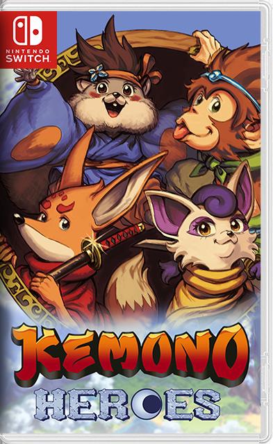 Kemono Heroes Switch NSP XCI
