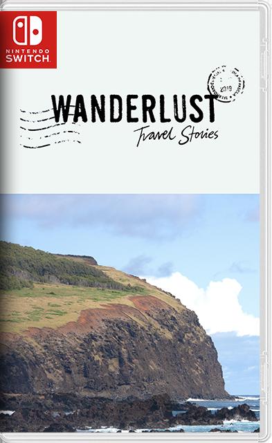 Wanderlust Travel Stories Switch NSP XCI