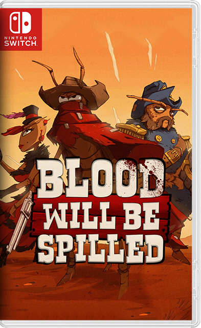 Blood will be Spilled Switch NSP XCI