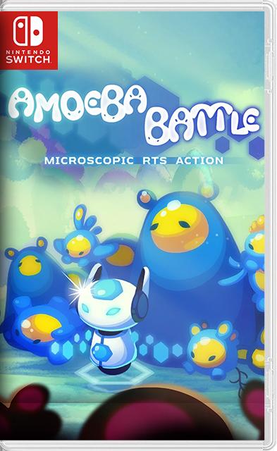 Amoeba Battle – Microscopic RTS Action Switch NSP