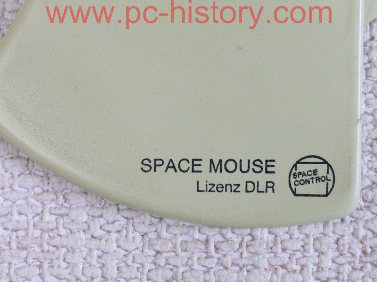 Space Control Mouse 2