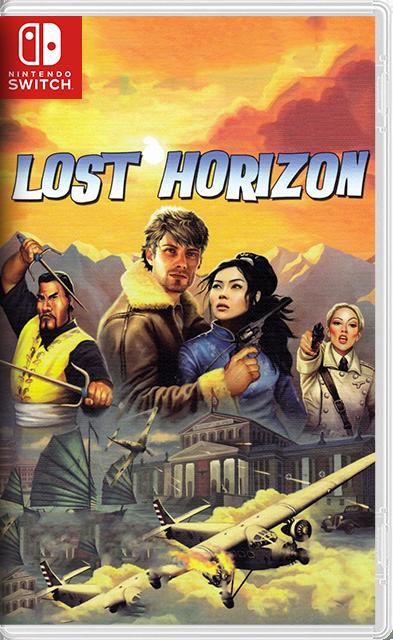 Lost Horizon Switch NSP XCI NSZ