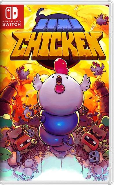 Bomb Chicken Switch NSP XCI