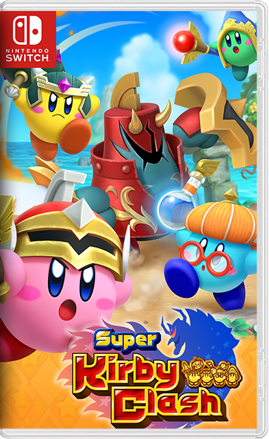 Super Kirby Clash Switch NSP XCI