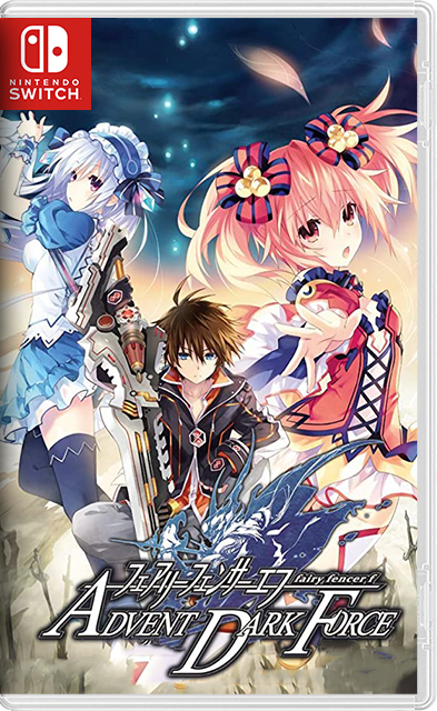 Fairy Fencer F: Advent Dark Force Switch NSP