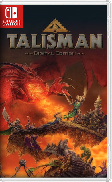 Talisman: Digital Edition Switch NSP XCI