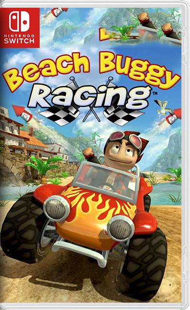 Beach Buggy Racing Switch NSP XCI NSZ
