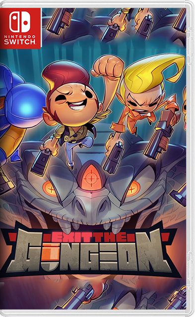 Exit the Gungeon Switch NSP NSZ XCI