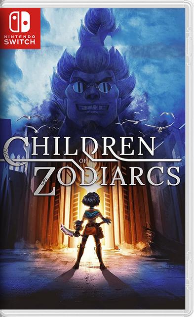 Children of Zodiarcs Switch NSP NSZ