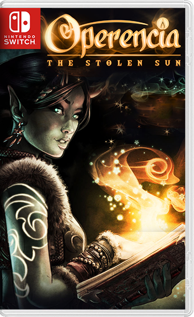 Operencia: The Stolen Sun Switch NSP XCI