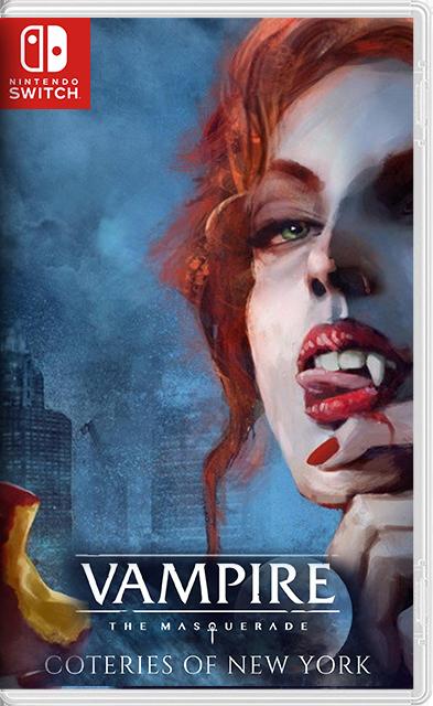 Vampire: The Masquerade – Coteries of New York Switch NSP NSZ XCI