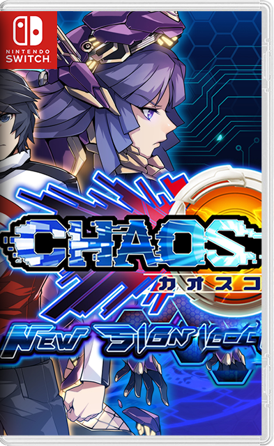 CHAOS CODE -NEW SIGN OF CATASTROPHE- Switch NSP NSZ