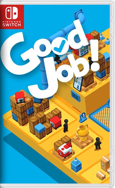 Good Job Switch NSP XCI