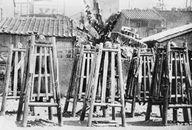 Китайкая казнь