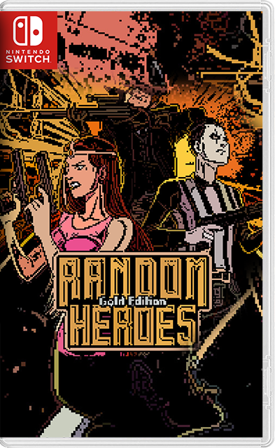 Random Heroes: Gold Edition Switch NSP