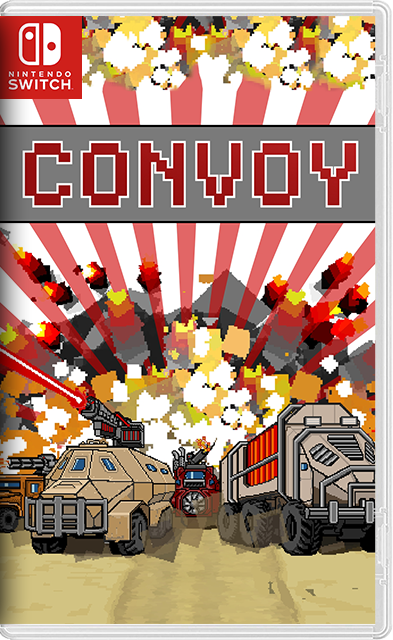 Convoy: A Tactical Roguelike Switch NSP XCI NSZ