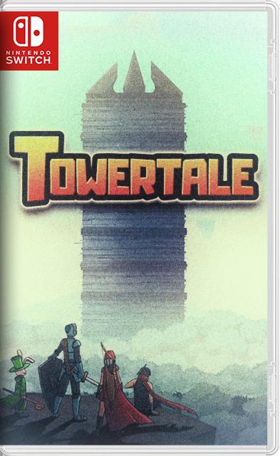Towertale Switch NSP XCI
