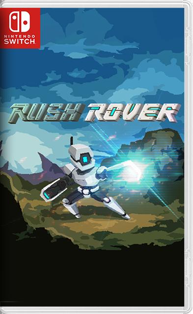 Rush Rover Switch NSP XCI NSZ