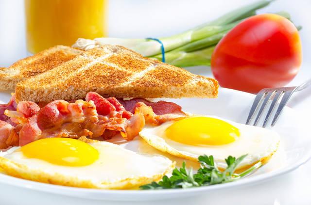 Холестериновая Диета Завтрак.
