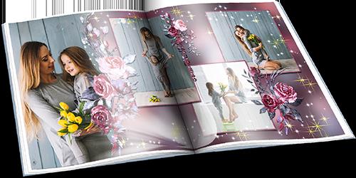 Во власти красоты цветочной - Фотоальбом