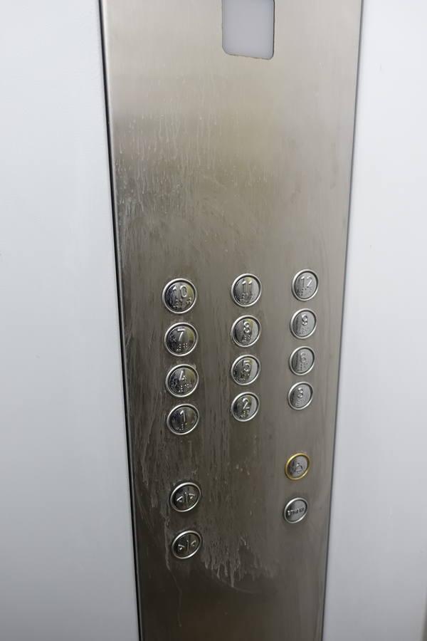 обработка лифта
