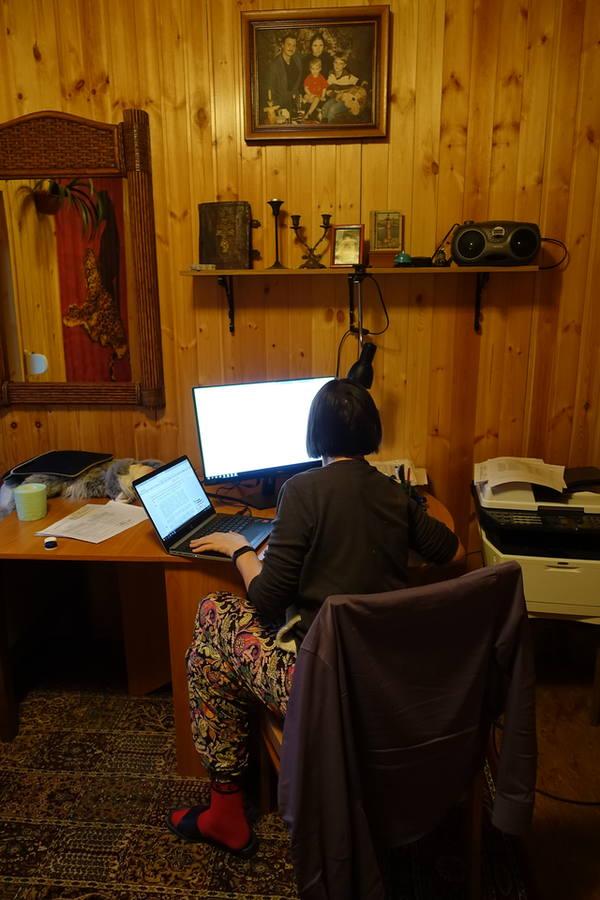 дачный офис
