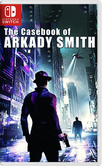 The Casebook of Arkady Smith Switch NSP XCI