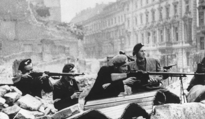 Warsaw Uprising