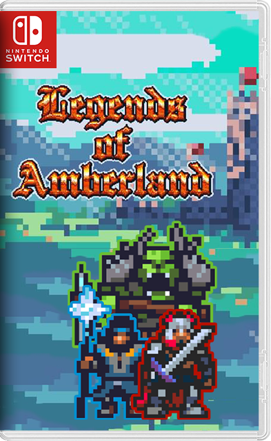 Legends of Amberland: The Forgotten Crown Switch NSP XCI NSZ