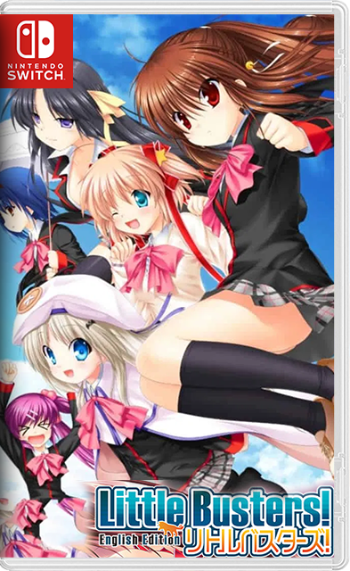 Little Busters! Converted Edition Switch NSP XCI