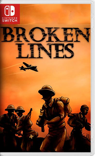 Broken Lines Switch NSP XCI NSZ