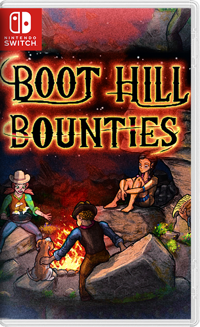 Boot Hill Bounties Switch NSP XCI NSZ