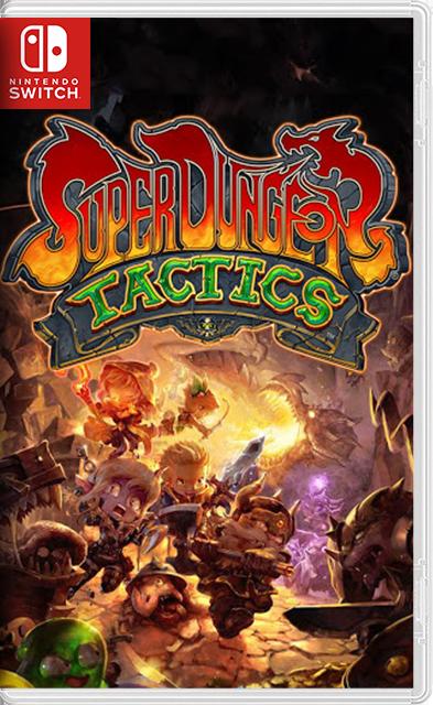 Super Dungeon Tactics Switch NSP XCI NSZ
